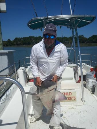 Drifter Excursions: 4/9/15 Captain Jon Everetts on the Hobo
