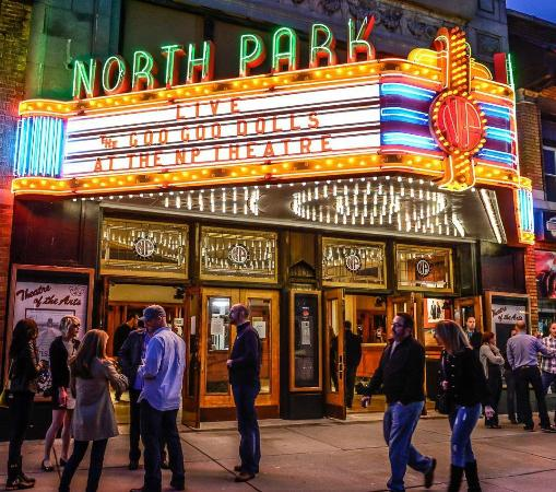 ‪North Park Theatre‬