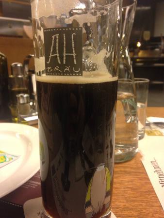 la birra scura