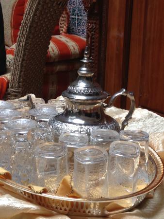 Ryad Bab Berdaine: riad