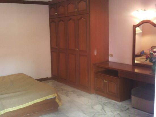 Royal Asia Lodge Bangkok: Suite parentale