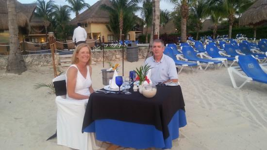Surf And Turf On The Beach Picture Of Allegro Cozumel Cozumel Tripadvisor