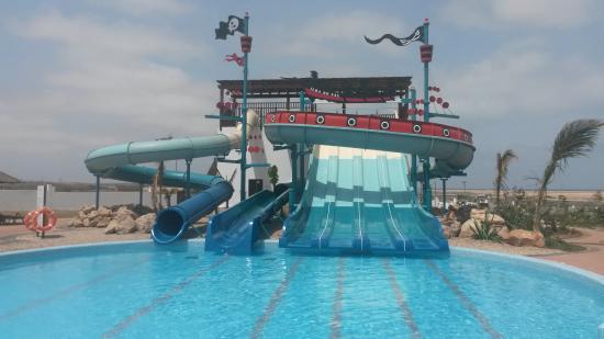 Las Dunas Beach Hotel And Spa