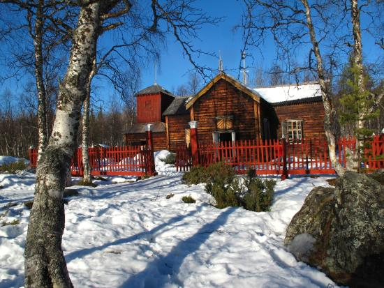 ‪Pielpajarvi Wilderness Church‬