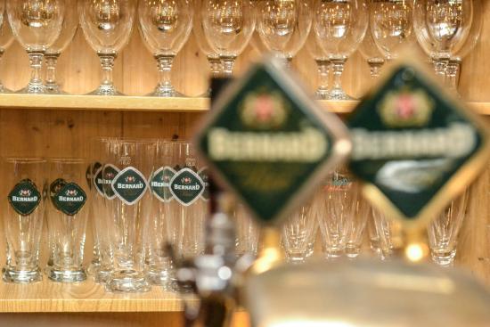 Hotel Diana U Kucharu: Detal - bar