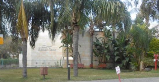 Kinar Holiday Village: Vue de l'Hôtel