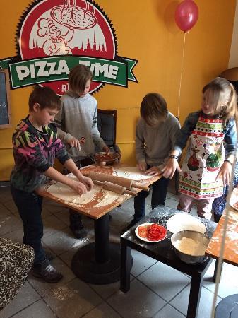 Pizzatime