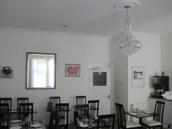 Trelawney Hotel: Dinning Room