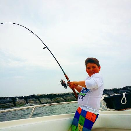 Kid friendly fishing guides in galveston picture of for Galveston fishing guides