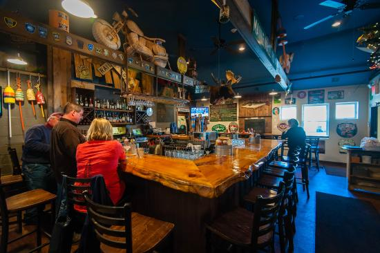 Caveman Bar Website : Bar picture of rivershed scituate tripadvisor