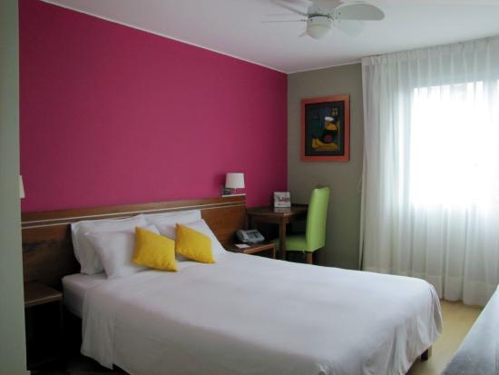 Hotel Runcu Miraflores: Habitación Queen