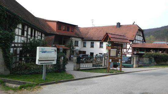 Landgasthof Probstei Zella