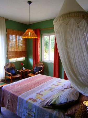 Chambre Soraya - Picture of La Villa Bois Rose, Petit Raffray ...