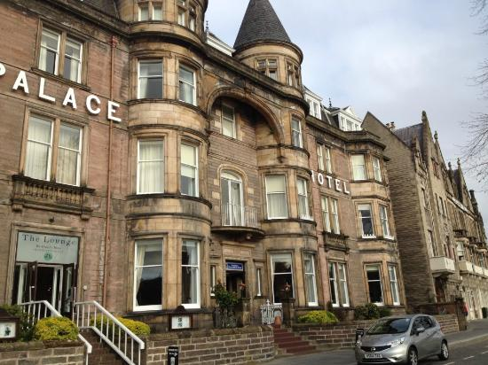 Great Western Hotel And Spa Inverness