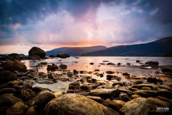 Loch Lomond Shores: Shores of Loch Lomond - Photo by