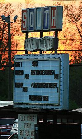 South Drive-in Theater