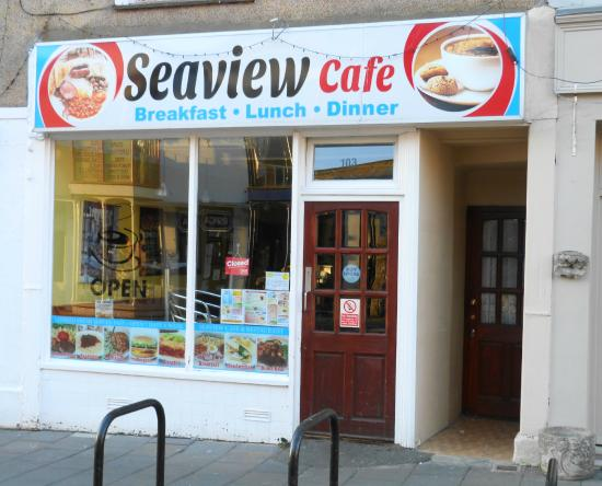 Seaview Cafe, Herne Bay