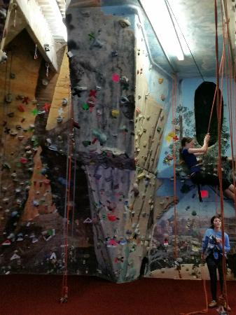 Albany Indoor Rockgym