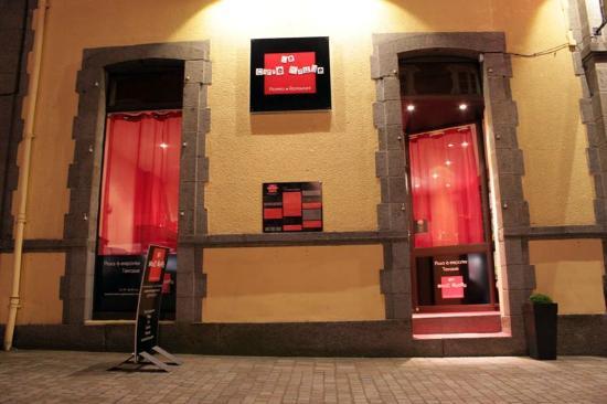 le carr rouge dol de bretagne restaurantbeoordelingen. Black Bedroom Furniture Sets. Home Design Ideas