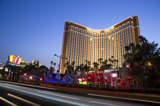 treasure island vegas