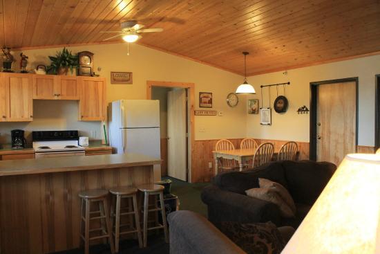 Viking Bay Resort & Lodge: 2 bedroom Lodge Suite