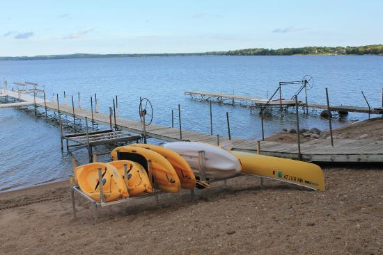 Miltona, MN: Water Recreation