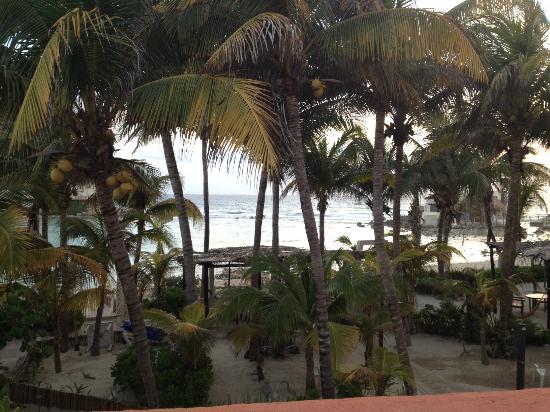 Hotel Villa Kiin: View from room 23