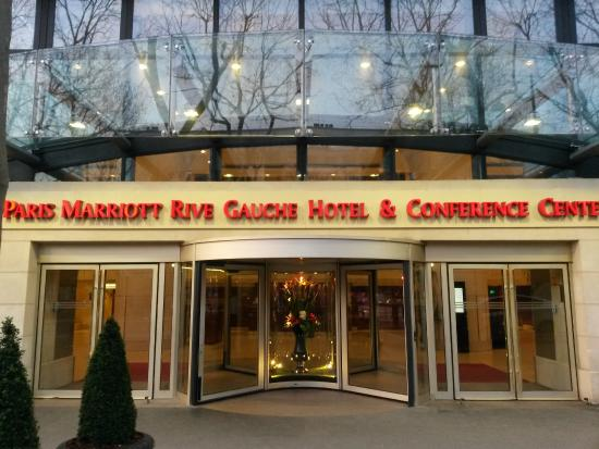 Marriott Rive Gauche Hotel In Paris