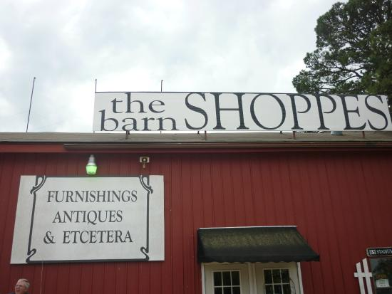 The Barn Shoppes