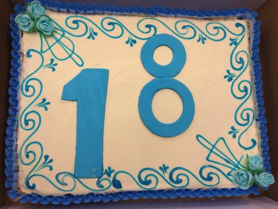 Torta 18 Anni Foto Di Pasticceria Fonte Del Dolce Srl Milano