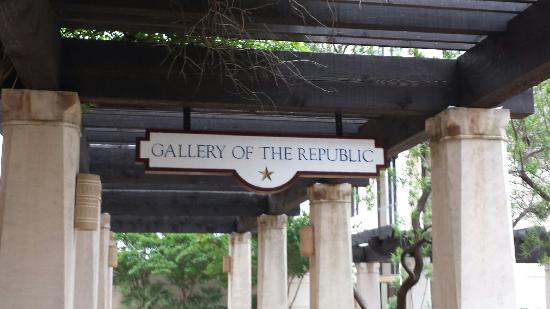 ‪Gallery of the Republic‬