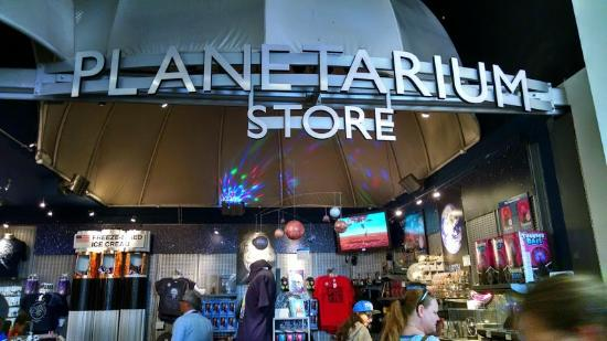 Gift shop - Picture of National Air and Space Museum, Washington ...