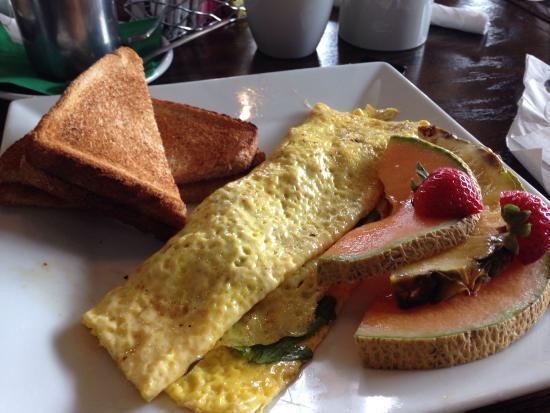 Harvest Cafe: Omelette