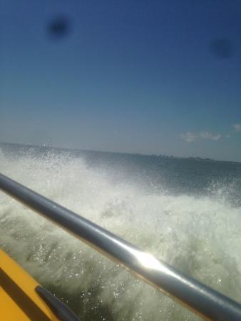 Sea Screamer: Riding through the South Carolina coast