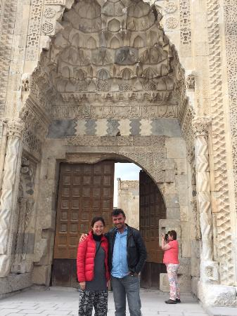 Chora Travel Day Trips: Nevzat and i