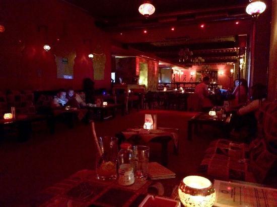 Nargila Grill&Bar : Nice place