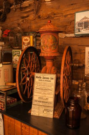 Old Grinder That Definitely Wouldn T Fit In My Kitchen Picture Of Orcas Island Historical Museum Tripadvisor