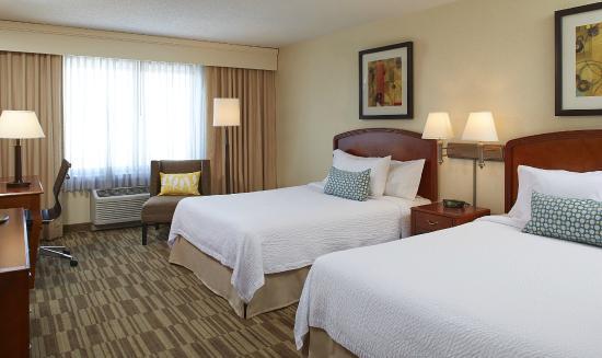 Энглвуд, Колорадо: Queen/Queen Guest Room
