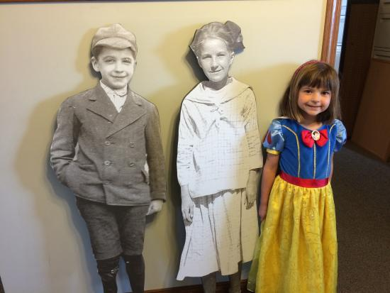 National Orphan Train Complex: Interesting for all ages