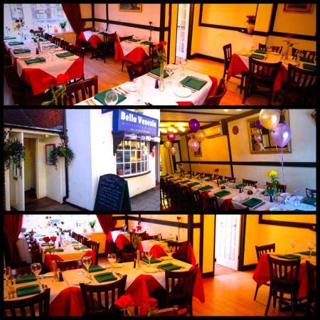 Bella Venezia Dining