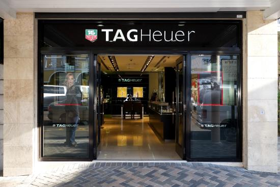boutique entrance picture of tag heuer boutique nassau tripadvisor
