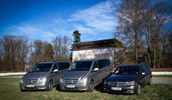 EU Shuttlebus Cesky Krumlov