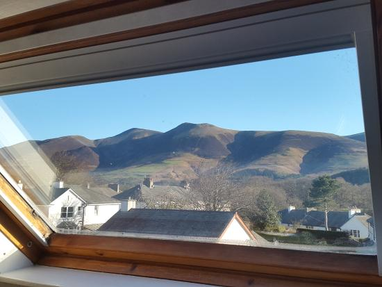 Brierholme Guest House: Our attic room view