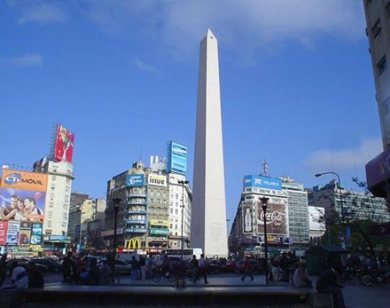 Obelisco buenos aires argentina picture of calle museo for Obelisco buenos aires