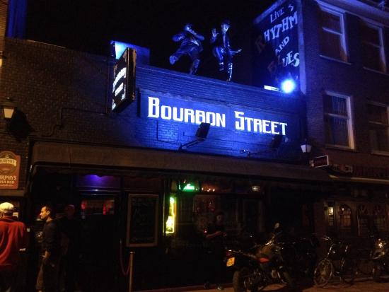 ‪Bourbon Street Music Club Amsterdam‬