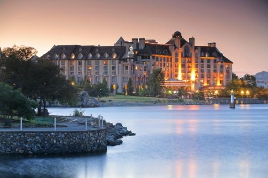 Delta Hotels By Marriott Victoria Ocean Pointe Resort The Spa