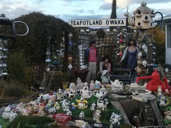 Teapot World : Teapotland