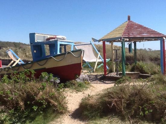 Pembrey Country Park : Jazzing around facilities