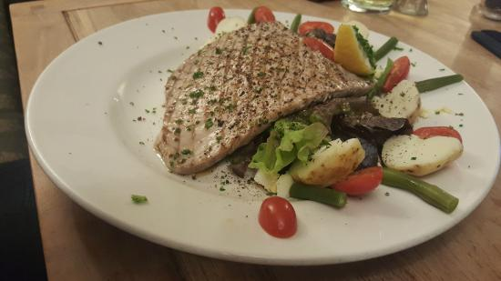 Crondall, UK: Fantastic Food