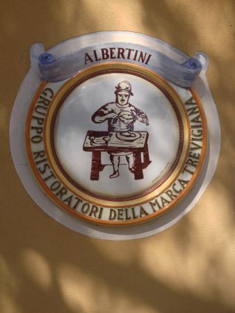 Ristorante Albertini: У входа